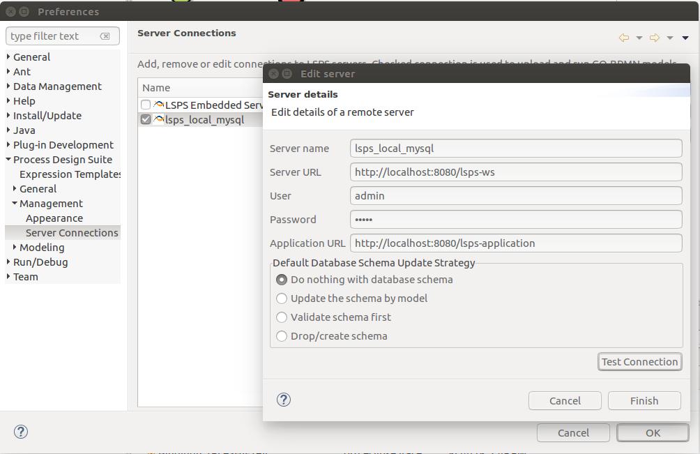 LSPS Tutorials: Deploy LSPS Application on a Local Server